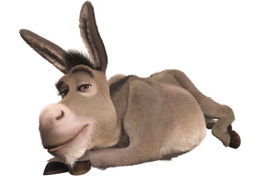 Donkey - Shrek (2001)