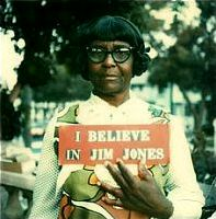 November 18, 1978 - followers of Rev. Jim Jones commit mass murder/suicide of 914 followers in Jonestown, Guyana.