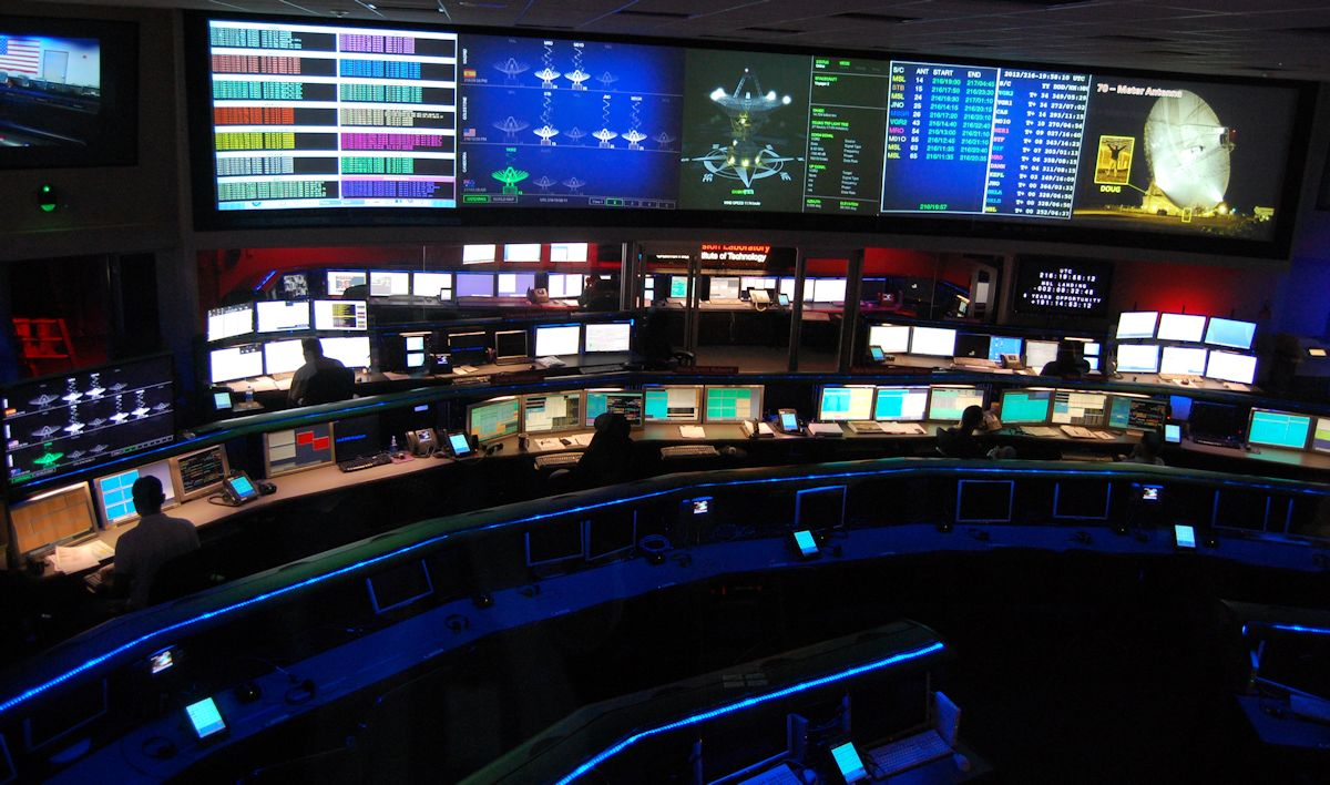 nasa space controls - photo #45