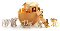 Noah's Ark Play Set ($25.75)