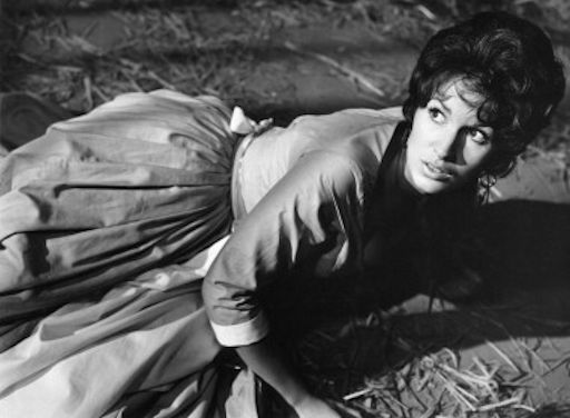 Yvonne Romain as a servant girl, The Curse of the Werewolf (1961)
