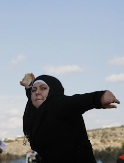 Frontlines of Revolutionary Struggle - An Image of Palestine